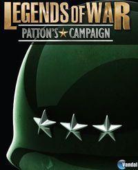 Portada oficial de Legends of War: Patton's Campaign para PSP