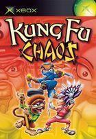 Portada oficial de de Kung-Fu Chaos para Xbox
