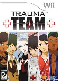 Portada oficial de Trauma Team para Wii