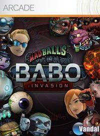 Portada oficial de Madballs in Babo Invasion XBLA para Xbox 360