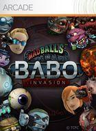 Portada oficial de de Madballs in Babo Invasion XBLA para Xbox 360