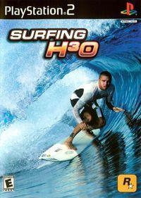 Portada oficial de Surfing H3O para PS2