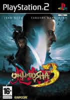 Portada oficial de de Onimusha 3 para PS2