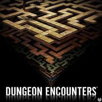 Portada oficial de Dungeon Encounters para PS4