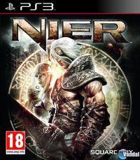Portada oficial de Nier para PS3