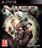 Portada oficial de de Nier para PS3