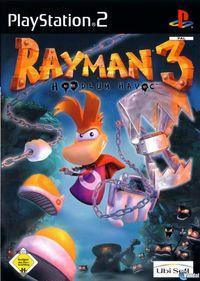 Portada oficial de Rayman 3: Hoodlum Havoc para PS2