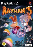 Portada oficial de de Rayman 3: Hoodlum Havoc para PS2
