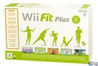 Portada oficial de Wii Fit Plus para Wii