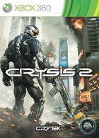 Portada oficial de de Crysis 2 para Xbox 360