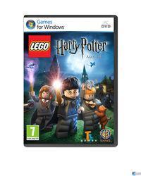 Portada oficial de LEGO Harry Potter: Years 1-4 para PC