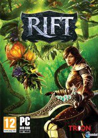 Portada oficial de Rift para PC