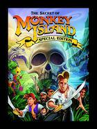 Portada oficial de de The Secret of Monkey Island: Special Edition para PC