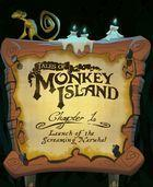 Portada oficial de de Tales of Monkey Island Chapter 1: Launch of the Screaming Narwhal para PC