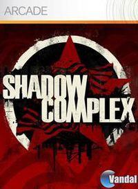 Portada oficial de Shadow Complex XBLA para Xbox 360