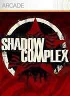 Portada oficial de de Shadow Complex XBLA para Xbox 360