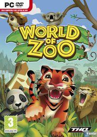Portada oficial de World of Zoo para PC