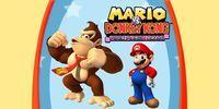 Portada oficial de Mario vs. Donkey Kong Minis March Again DSiW para NDS