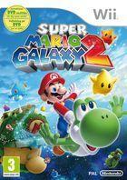 Portada oficial de de Super Mario Galaxy 2 para Wii