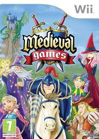 Portada oficial de Medieval Games para Wii