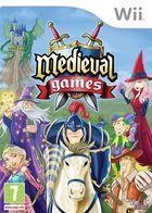 Portada oficial de de Medieval Games para Wii