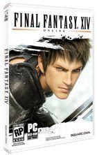 Portada oficial de de Final Fantasy XIV Online para PC
