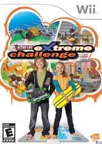 Portada oficial de Active Life: Extreme Challenge para Wii