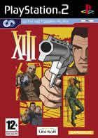 Portada oficial de de XIII para PS2