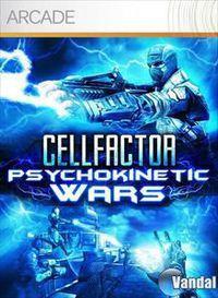 Portada oficial de CellFactor: Psychokinetic Wars XBLA para Xbox 360