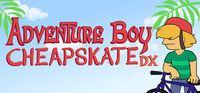 Portada oficial de Adventure Boy Cheapskate DX para PC