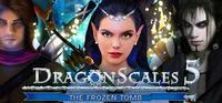 Portada oficial de DragonScales 5: The Frozen Tomb para PC
