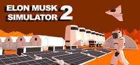Portada oficial de Elon Musk Simulator 2 para PC