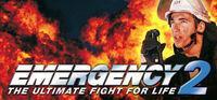 Portada oficial de EMERGENCY 2 para PC