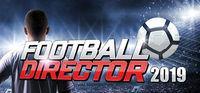 Portada oficial de Football Director 2019 para PC