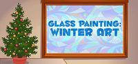 Portada oficial de Glass Painting: Winter Art para PC