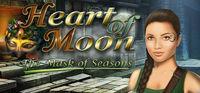Portada oficial de Heart of Moon : The Mask of Seasons para PC
