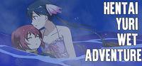 Portada oficial de Hentai Yuri Wet Adventure para PC