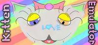 Portada oficial de Kitten Love Emulator para PC