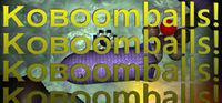 Portada oficial de Koboomballs para PC
