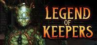 Portada oficial de Legend of Keepers: Career of a Dungeon Master para PC