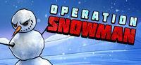 Portada oficial de Operation Snowman para PC