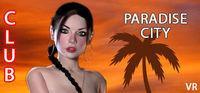 Portada oficial de Paradise City VR para PC