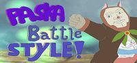 Portada oficial de PASKA BATTLE STYLE! para PC
