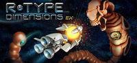 Portada oficial de R-Type Dimensions EX para PC