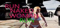 Portada oficial de Run Naked Woman Run para PC