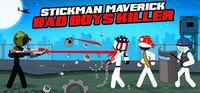 Portada oficial de Stickman Maverick : Bad Boys Killer para PC