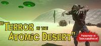 Portada oficial de Terror In The Atomic Desert para PC