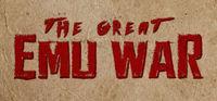 Portada oficial de The Great Emu War para PC