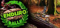 Portada oficial de World Enduro Rally para PC
