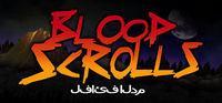 Portada oficial de Blood Scrolls para PC